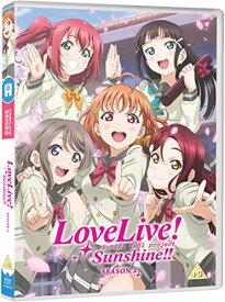 ラブライブ! サンシャイン!! 2nd Season 全13話 325分 DVD Love Live! Sunshine!! Season 2 DVD アニメ 輸入版