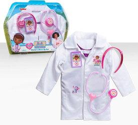 ディズニー ドックはおもちゃドクター ドレスアップセット Doc McStuffins Dress Up Set 輸入品
