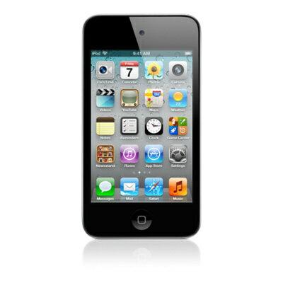 Apple アップル iPod touch 第4世代 32GB ブラック 本体のみ Cランク 【送料無料】