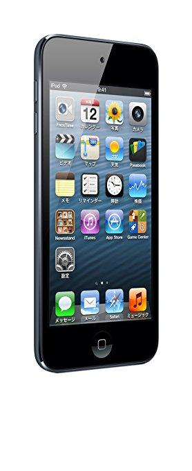 Apple アップル iPod touch 第5世代 32GB スレート 本体のみ Cランク 【送料無料】
