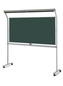 コクヨ 両面グリーンボード(黒板) OHPスクリーン付き 幅1915mm BB-R900シリーズ【BB-R936GGSN】