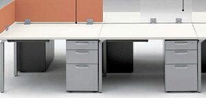テーブルシステムWK型片袖テーブル幅1400mm【WK147B】