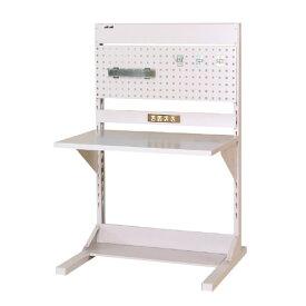 ラインテーブル 間口900サイズ 両面・連結用 幅893×奥行き1275×高さ1405mm【YAMA-HRR-0913R-PC】