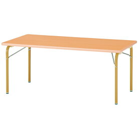 キッズテーブル(角形) 幅1200mm×奥行450mm×高さ510mm【JRK-1245H】