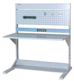 ラインテーブル 間口1200サイズ 基本タイプ 片面用 幅1193×奥行き825×高さ1405mm【YAMA-HRK-1213-PC】