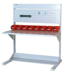 ラインテーブル 間口1200サイズ 基本タイプ 片面用 幅1193×奥行き825×高さ1405mm【YAMA-HRK-1213-PY】