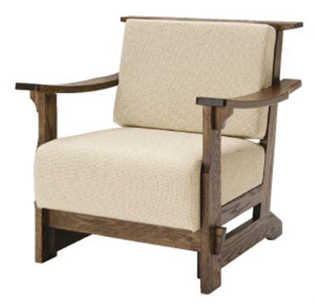 Japanese Style Sofa SSF 219 L AC Armchair E Rank