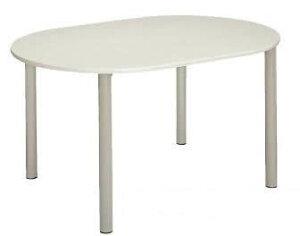 コクヨ スタッフステーション ナーステーブル 4本脚タイプ(配線キャップなし) 幅1800×奥行1200×高さ900mm【HT1-M1812HX-F2F11】