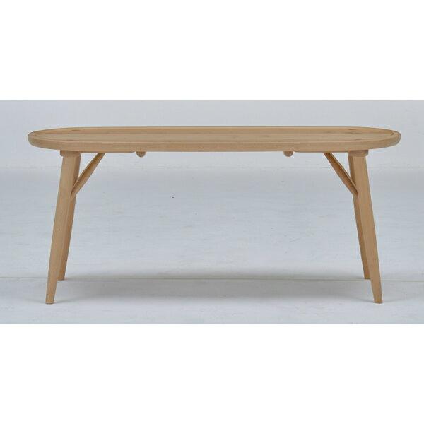 【H&M's Project】 楓の森 /  ダイニングベンチ・背なしベンチ KMKC-10722 KNA(ナチュラル)【Y-O3016】