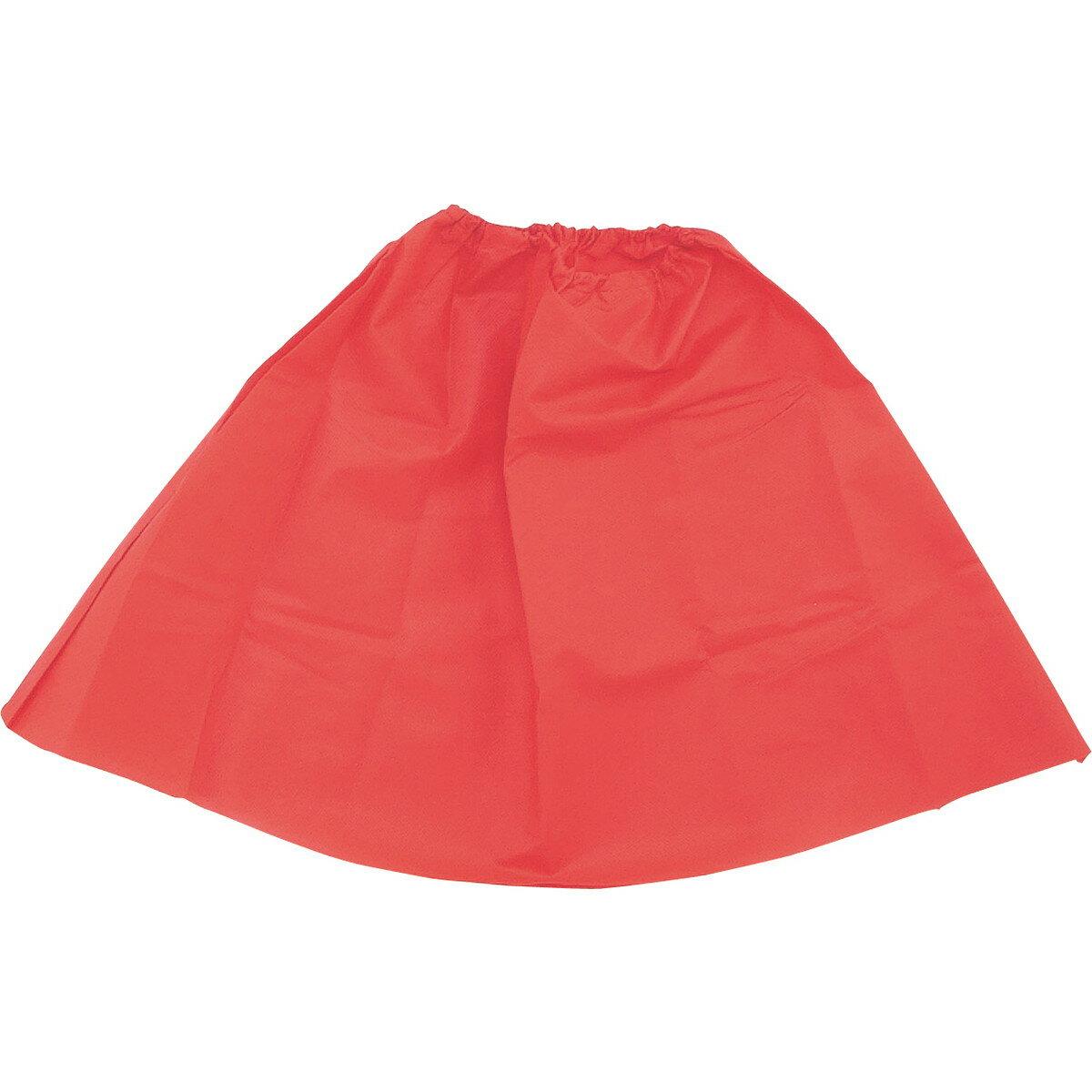 Artec(アーテック) 衣装ベース マント・スカート 赤 #1955