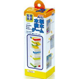 Artec(アーテック) 木製つみきゲーム(箱入) #2583