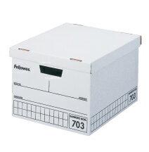 フェローズ バンカーズボックス<fellows Bankers Box> A4サイズ収納 703ボックス【3枚パック】#0970302 【RCP】