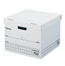 フェローズ バンカーズボックス<fellows Bankers Box> B4サイズ収納 703ボックス B4ファイル用(703B4) 【3枚パック】#0970601 【RCP】