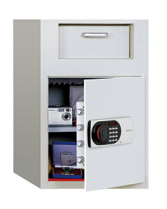 【受注生産品】ディプロマット・ジャパン 投入式金庫 DS25 EDL88デジタルテンキーロック搭載 ビルトイン・アラーム容量31L ※耐火性能はありません 【RCP】