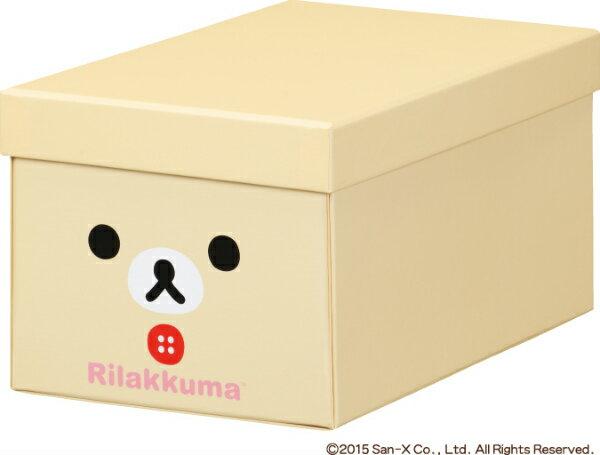 キングジム<KING JIM> リラックマ折りたたみ収納BOX S コリ4065RKコリ