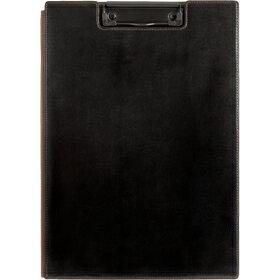 キングジム<KING JIM> レザフェス クリップボード A4E 黒 1932LFクロ 【RCP】