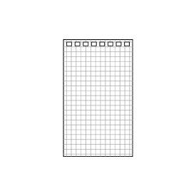 【メール便なら送料240円】LIHIT LAB.<リヒトラブ> ツイストリング・ノート専用リーフ メモサイズ(A7サイズ) 8穴 N1660S(N-1660S)