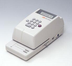 マックス<MAX> 電子チェックライター コンパクトタイプ 8桁印字・コードレス EC-310C(EC90007)【送料無料】 【RCP】