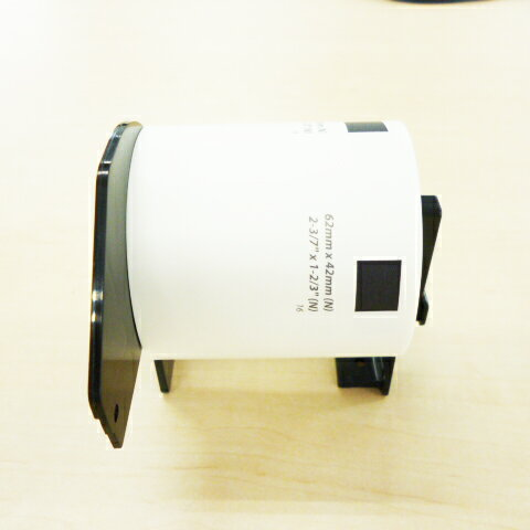 マックス<MAX> 感熱ラベルプリンタ ELP-60用上質感熱紙ラベル ELP-L6242N-16 ELP-60S/ELP-60N対応 ダイカットラベル