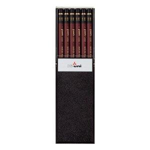 三菱鉛筆 MITSUBISHI ハイユニ鉛筆 Hi-uni 2B ダース 12本 六角 6角 学習 文具 文房具 ステーショナリー 事務用品 事務 HU2B