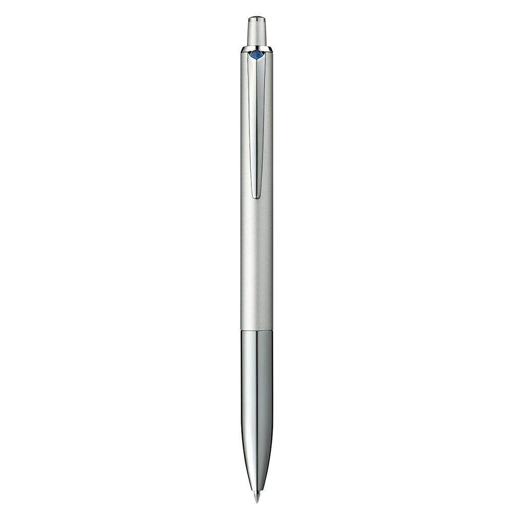 【ギフトにも最適】三菱鉛筆ジェットストリームPRIME(プライム) 0.7mmシルバ—