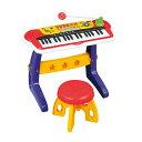 【ラッピング無料】トイローヤル キッズキーボードDX NO.8880/知育玩具 おもちゃ
