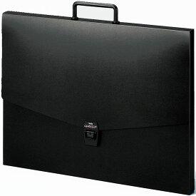 セキセイ Artart アルタートケース A3サイズ ブラック 黒 ART-700-60