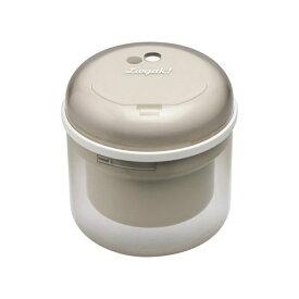 ソニック リビガク フリーキー 乾電池式電動鉛筆削り アイボリー LV-1587-I