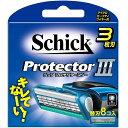 【当社指定送付方法送料無料】Schick シックプロテクター3 替刃8個Protector3 髭剃り 替刃 プロテクタースリー
