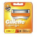 Gillette Fusion5+1ジレット フュージョン 替刃8個入髭剃り カミソリ 替え刃(F)