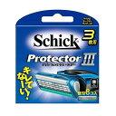 Schick シックプロテクター3 替刃8個Protector3 髭剃り 替刃 プロテクタースリー