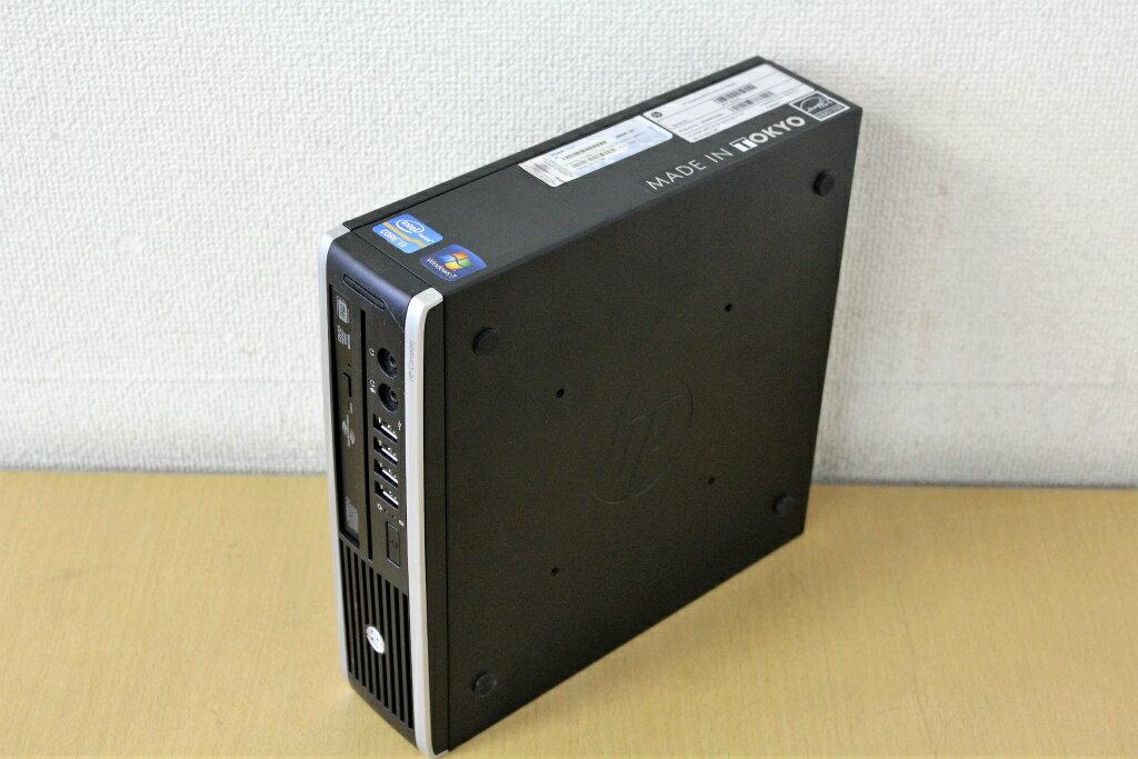 【中古】【Windows7 64Bit搭載】Corei3 3.1G搭載♪DVD鑑賞も出来るDVDマルチドライブ搭載!メモリたっぷり4G搭載!HDD160Gの使えるコンパクトデスクトップパソコン!Compaq 8200Elite『CD書込』『DVD書込』『DVD鑑賞』『リカバリ』『Windows7』『お買い得!通常品』