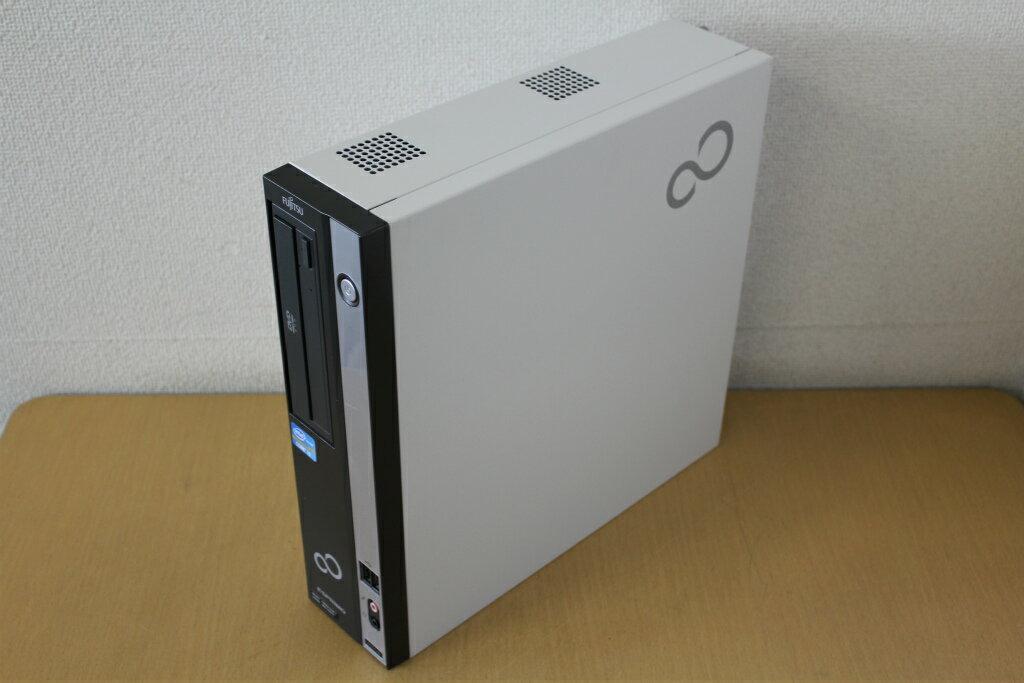【中古】【メモリ4Gモデル】Windows7Pro!PentiumG630でサクサク!♪DVDマルチ搭載でDVD読み込みOK!HDD250G!デスクトップパソコン!富士通/FMV-D551『DVD鑑賞』『リカバリ』『Windows7』『お買い得!通常品』