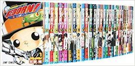 【漫画全巻セット】家庭教師ヒットマンREBORN! コミック 全42巻完結セット コミックセット アニメ マンガ 少年コミック 古本