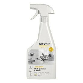 エコストア ecostore マルチクリーナー スプレー シトラス 500mL 住居用洗剤 ナチュラル
