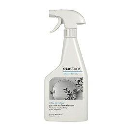 エコストア ecostore ガラスクリーナー 無香料 500mL 住居用洗剤 ナチュラル