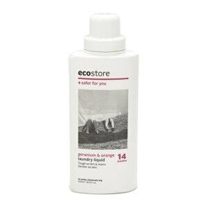 エコストア ecostore ランドリーリキッド ゼラニウム&オレンジ 500mL ナチュラル 洗剤 マスク