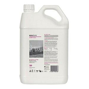 エコストア ecostore ランドリーリキッド ゼラニウム&オレンジ 5L ナチュラル 洗剤 マスク