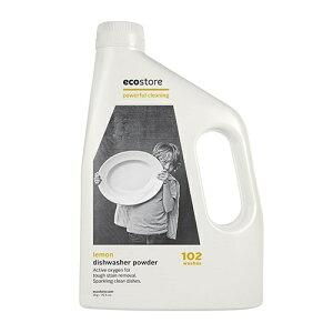 エコストア ecostore オートディッシュウォッシュ パウダー レモン 2kg 食器用洗剤 粉末 ナチュラル