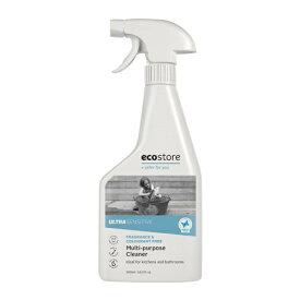 エコストア ecostore マルチクリーナースプレー 無香料 500mL 住居用洗剤 液体 センシティブ ナチュラル