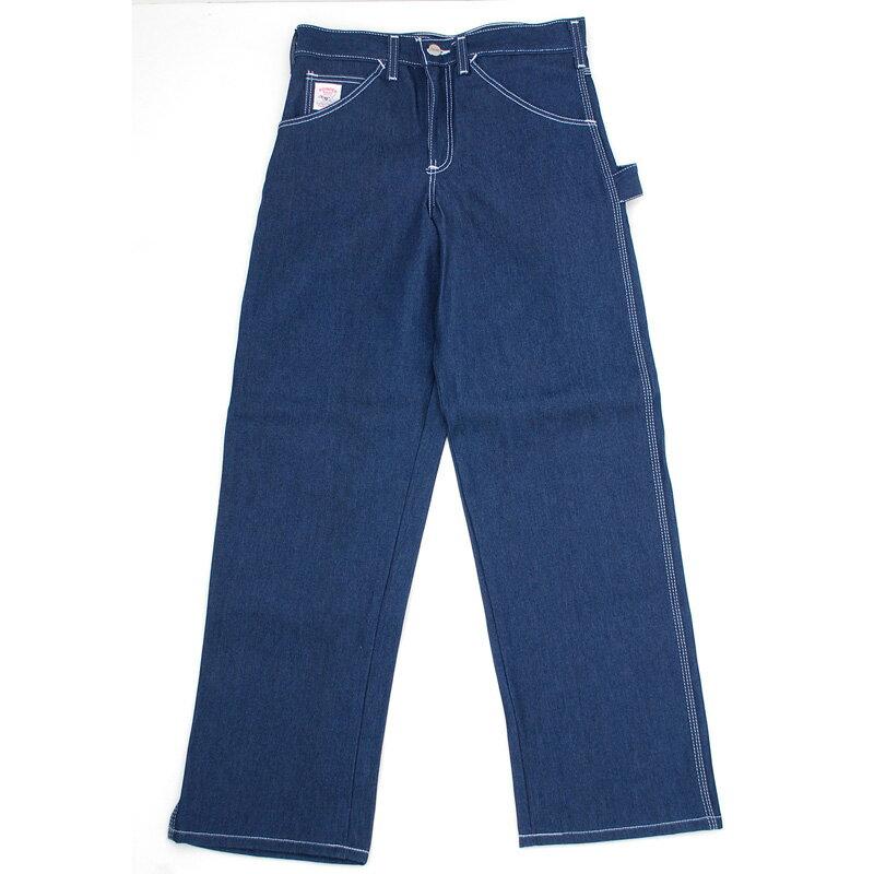 Pointer Brand | Carpenter Jean Indigo Blue | ポインターブランド