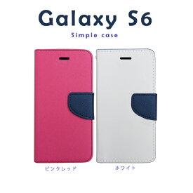 アウトレット Galaxy S6 docomo SC-05G フリップケース 手帳型ケース