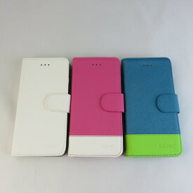 iPhone6 / iPhone6s ミラー付き手帳型ケース PU カードポケット付 スタンド機能 kuboq オウルテック