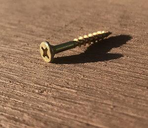 細ビス(スリムビス) 3.3×35mm 【50本入り】 - JAN3086