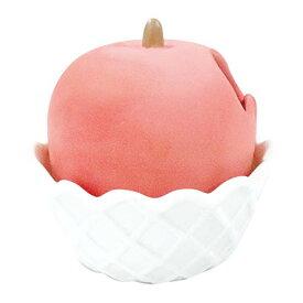 素焼き リンゴ 加湿器 エコ 電気を使わない 自然気化式 結露なし 陶器 おしゃれ かわいい プレゼント ギフト りんご インスタ映え