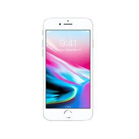【中古】新古品/未使用品 Apple iPhone8 64GB Silver(シルバー) MQ792J/A 国内キャリア版 SIMロック解除済