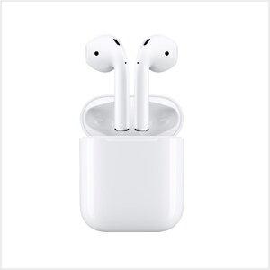新品/未開封品 Apple AirPods MMEF2J/A(充電ケース付)