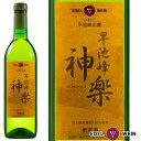 早池峰神楽ワイン 白 ワイン 甘口 エーデルワイン 日本ワイン