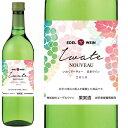 季節限定 新酒 いわてヌーヴォー 2019 白 ワイン 甘口 エーデルワイン 日本ワイン