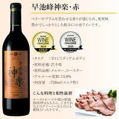 【送料無料】エーデルワインジャパンワインチャレンジ2020受賞ワインセット岩手5本セット